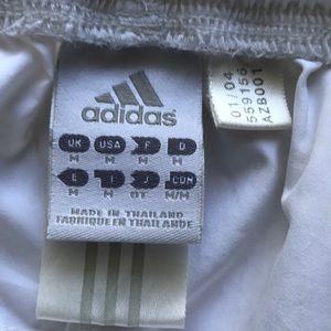 adidas Shorts - Adidas - White climacool sport short - size M